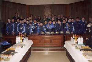 giovanissimi - CAMPIONI 2003-04